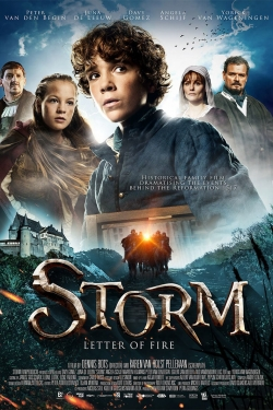 watch-Storm - Letter of Fire
