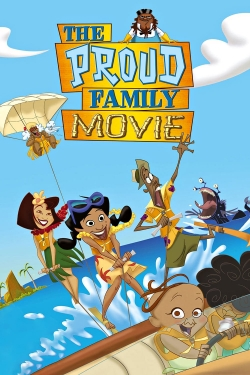 watch-The Proud Family Movie